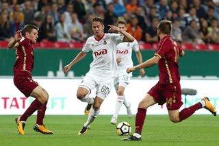 Ural vs Lokomotiv Moscow, 20h30 ngày 20/09