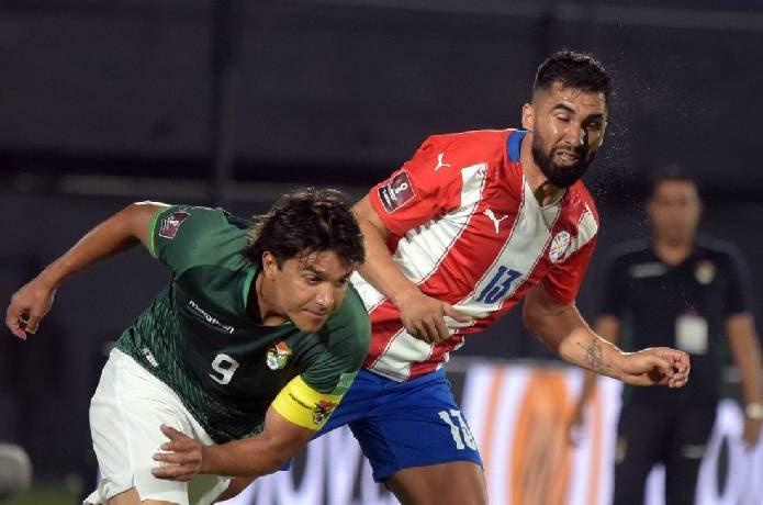 Bolivia vs Paraguay, 03h00 ngày 15/10