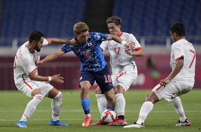 Nhận định soi kèo U23 Mexico vs U23 Nhật Bản, 16h00 ngày 6/8
