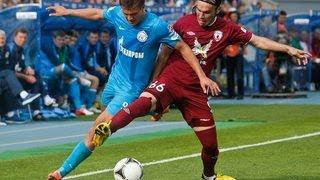 Rubin Kazan vs Zenit, 22h30 ngày 20/09