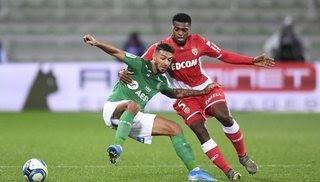 Clermont Foot vs AS Monaco, 22h00 ngày 26/09