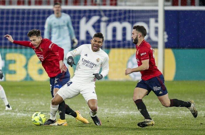 Nhận định soi kèo Real Madrid vs Osasuna, 02h30 ngày 28/10