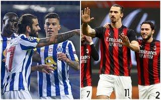 Porto vs AC Milan- Vòng bảng · Bảng B · Ngày thi đấu 3/6 UEFA Champions League 21/22