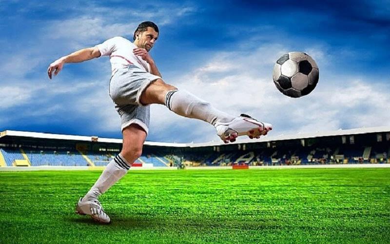 Mơ thấy cầu thủ đá bóng