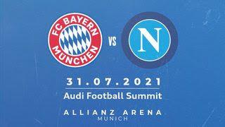 Bayern Munich vs Napoli