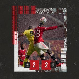 Manchester United vs Brentford