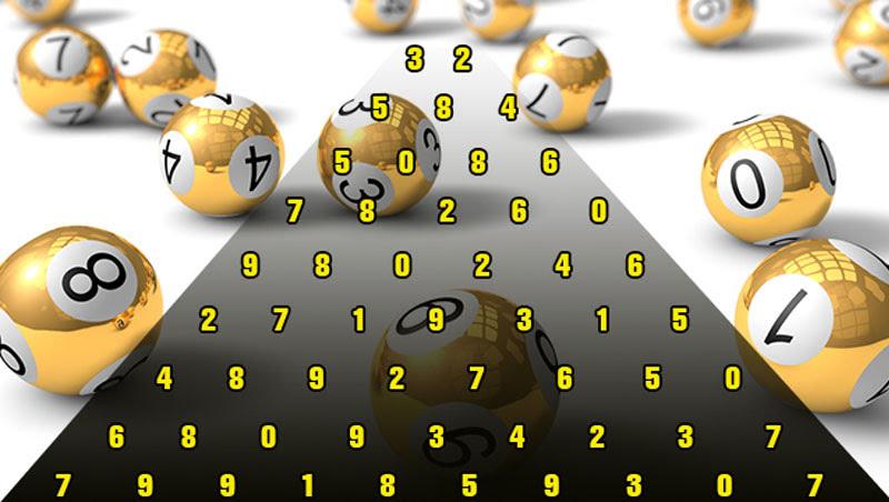 Soi cầu Pascal dựa vào giải đặc biệt và giải nhất