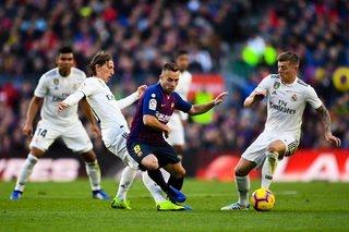 Barcelona vs Real Madrid, 21h15 ngày 24/10
