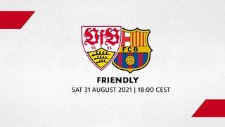 Stuttgart vs Barcelona