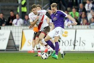 Erzgebirge Aue vs St. Pauli, 18h30 ngày 01/08