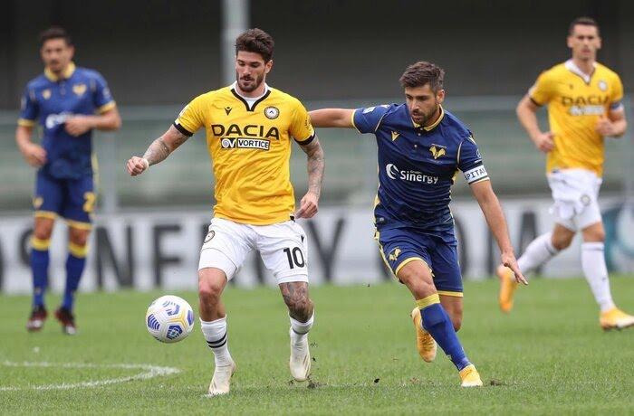 Nhận định soi kèo Udinese vs Hellas Verona, 23h30 ngày 27/10