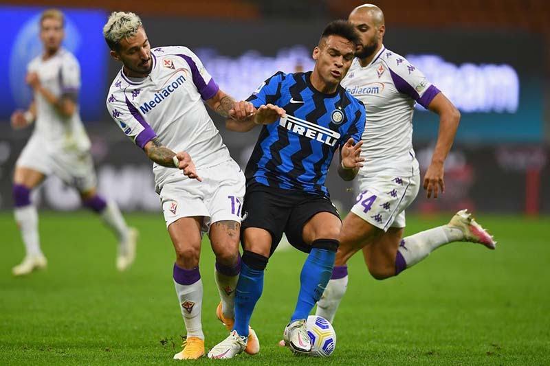 Nhận định soi kèo Fiorentina vs Inter Milan, 01h45 ngày 22/9