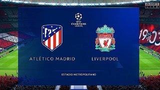 Atletico Madrid vs Liverpool - Vòng bảng · Bảng B · Ngày thi đấu 3/6 UEFA Champions League 21/22