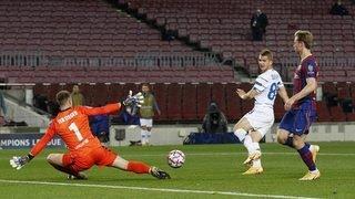 Barcelona vs Dynamo Kyiv, 23h45 ngày 20/10