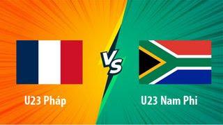 Soi kèo tài xỉu, phạt góc trận U23 Pháp vs U23 Nam Phi, 15h00 ngày 25/07