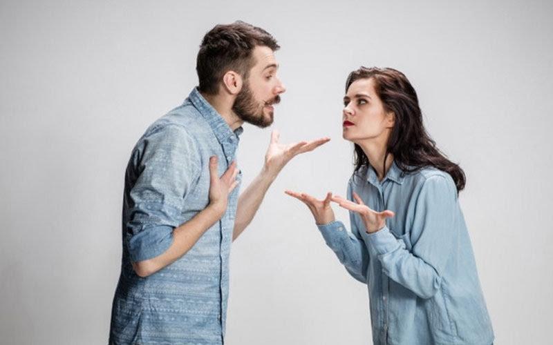 Mơ thấy cãi lộn với vợ
