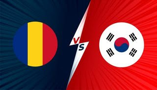 U23 Hàn Quốc vs U23 Romania