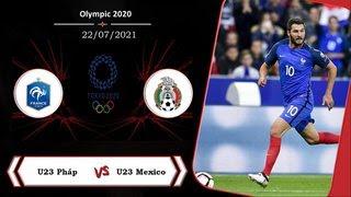 Mexico U23 vs France U23