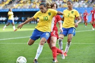 Nữ Canada vs Nữ Brazil, 15h00 ngày 30/7