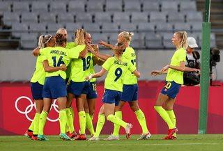 Nữ Thụy Điển vs Nữ Nhật Bản, 17h00 ngày 30/7