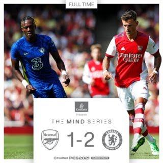 Arsenal vs Chelsea - Giao hữu CLB