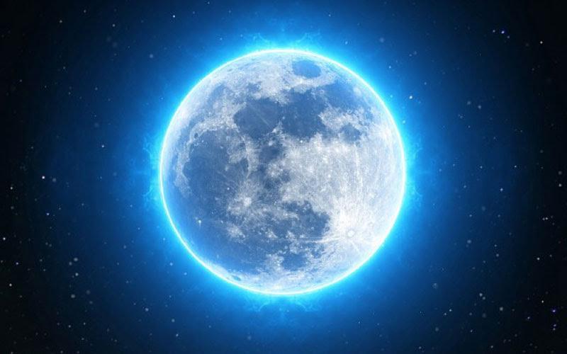 Mơ thấy mặt trăng tròn