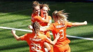 Nữ Hà Lan vs Nữ Mỹ, 18h00 ngày 30/07