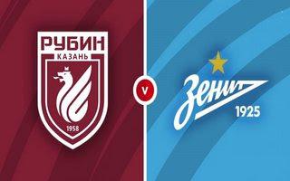 Soi kèo tài xỉu, phạt góc trận Rubin Kazan vs Zenit, 22h30 ngày 20/9