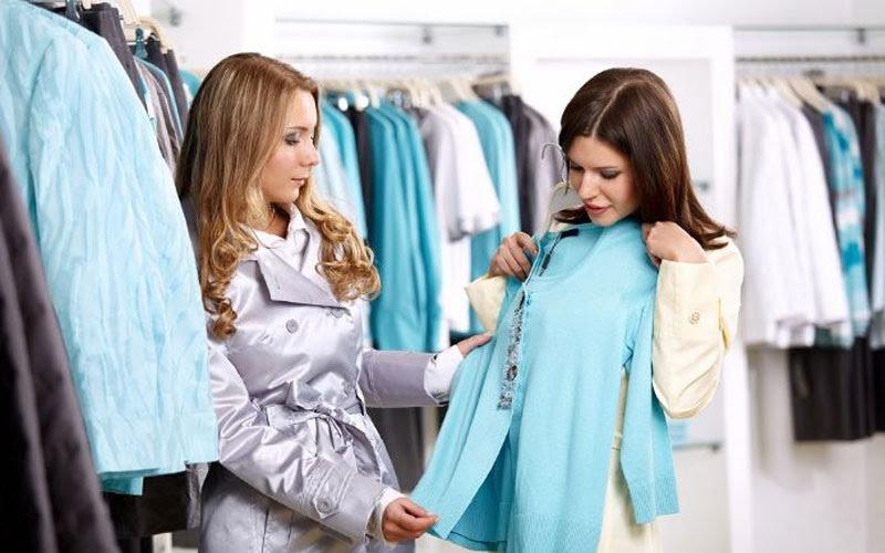 Mộng thấy đi chợ mua quần áo