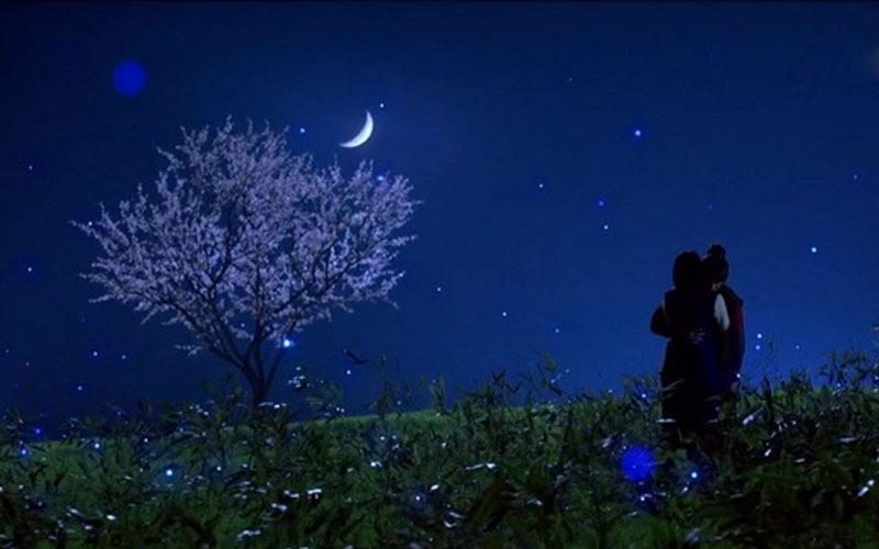 Mơ thấy ngắm trăng