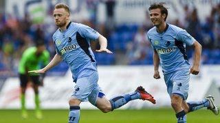 Silkeborg vs Aarhus AGF, 00h00 ngày 21/09
