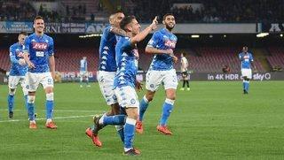 Napoli vs Cagliari, 01h45 ngày 27/09