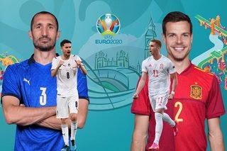 Italy vs Tây Ban Nha - Bán kết EURO