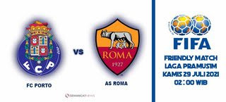 Porto vs Roma