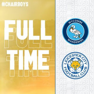 Wycombe Wanderers vs Leicester City